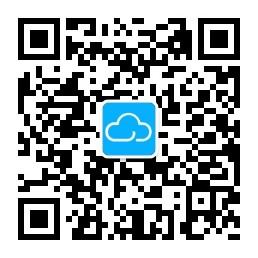 白云分发微信公众号二维码