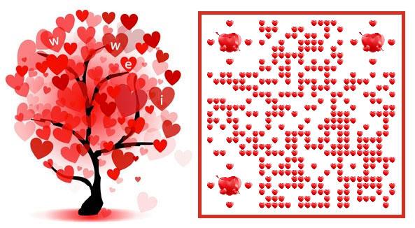 免费爱情树 光棍节脱单许愿树
