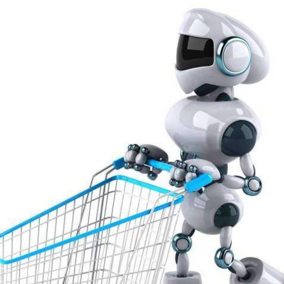 购物机器人